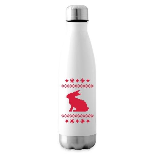 Norwegerhase hase kaninchen häschen bunny langohr - Isolierflasche