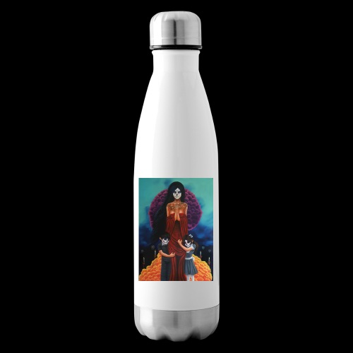 los fieles difuntos - Insulated Water Bottle