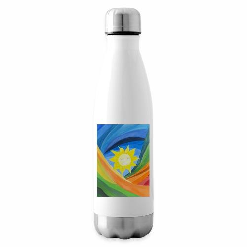 lachende-sonne - Isolierflasche