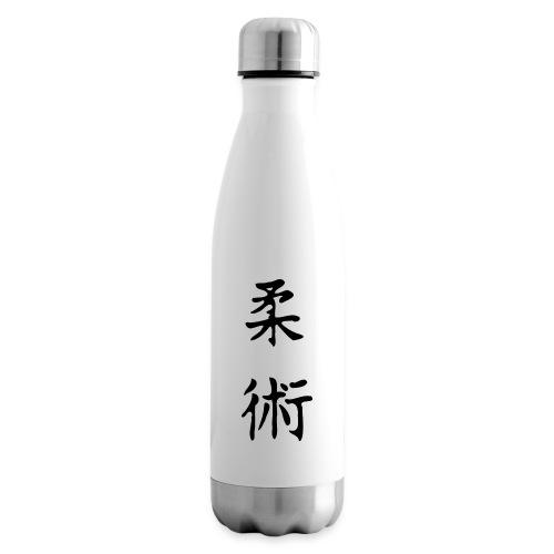 jiu-jitsu på japansk og logo - Termoflaske