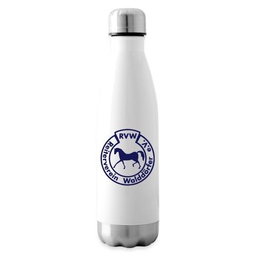 RVW Logo blau - Isolierflasche