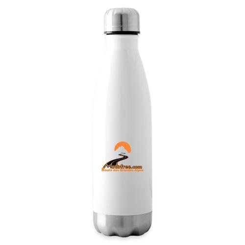logo motofree orange - Bouteille isotherme