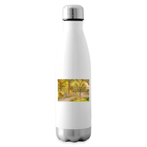 pat 1 - Insulated Water Bottle