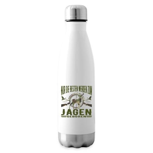 Jäger - Nur die Besten werden zum Jagen geboren - Isolierflasche