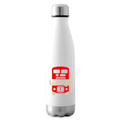London Bus Roter Doppeldecker London Fan Souvenir - Isolierflasche