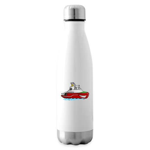 Boaty McBoatface - Insulated Water Bottle