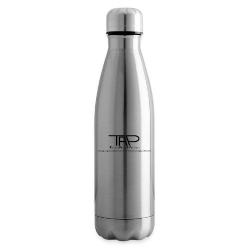 TAPLogoItem black - Insulated Water Bottle