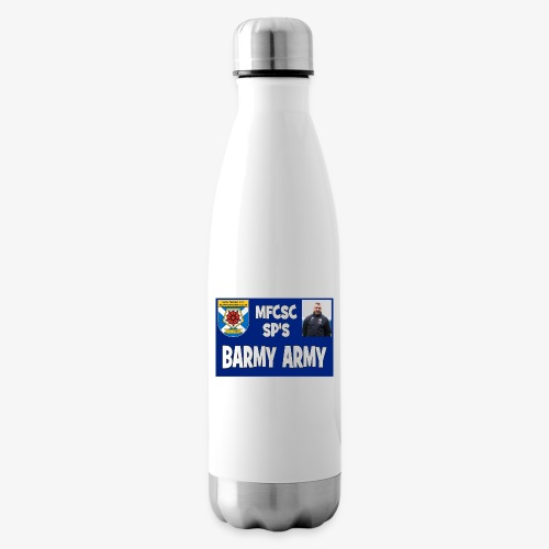 Barmy Army - Insulated Water Bottle