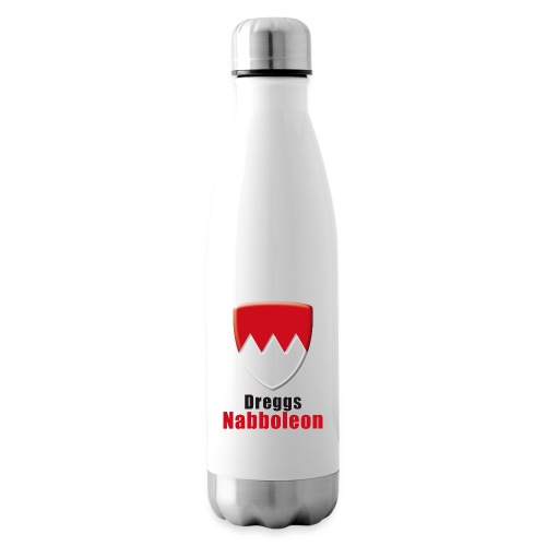 tshirt_franken_dreggsnaboleon_ohne_frank - Isolierflasche