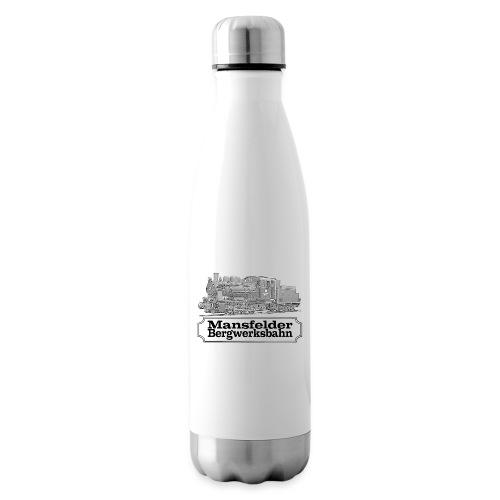 mansfelder bergwerksbahn dampflok 2 - Isolierflasche