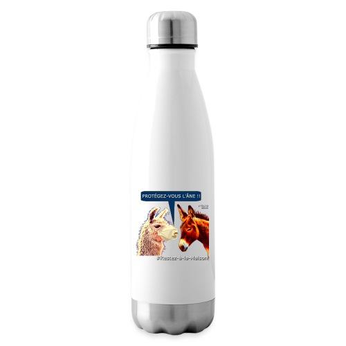 PROTEGEZ-VOUS L'ÂNE !! - Coronavirus - Botella térmica