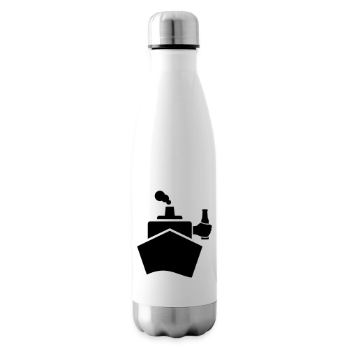 King of the boat - Isolierflasche