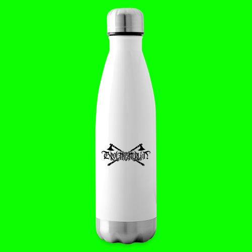 Grol Logo - Insulated Water Bottle