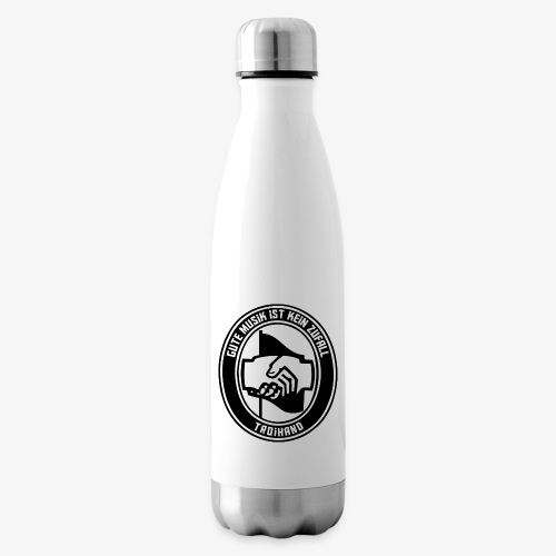 Logo Troihand transparent - Isolierflasche