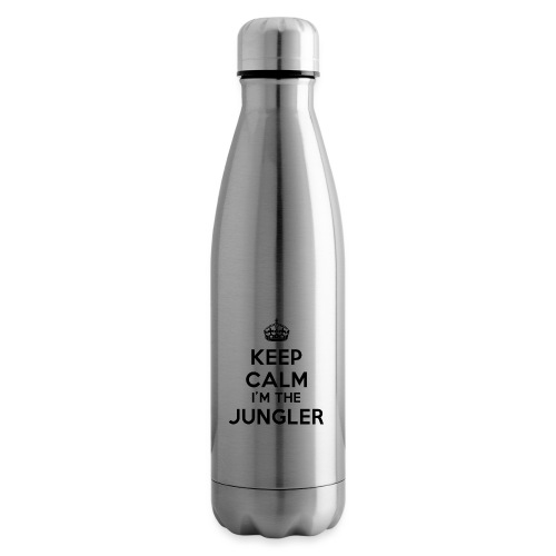 Keep calm I'm the Jungler - Bouteille isotherme