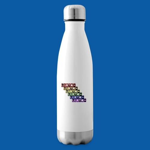 LGBTQ+ Raibow - Isolierflasche
