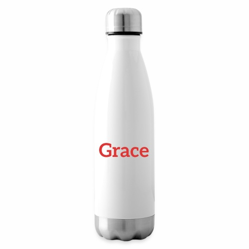 grace - Insulated Water Bottle