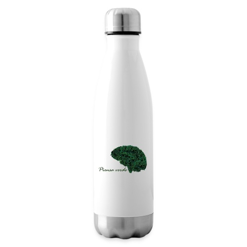 Piensa verde - Botella térmica