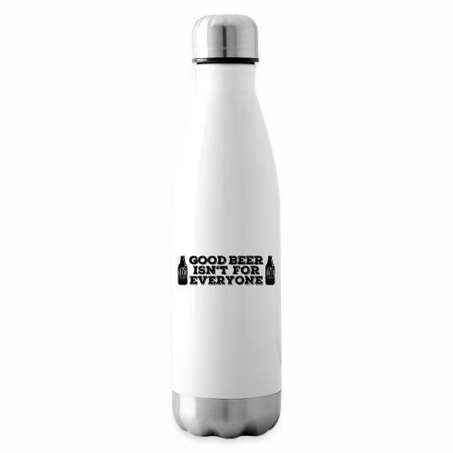 Good Beer - Insulated Water Bottle