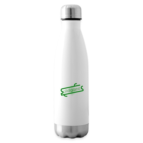 Solidgames Crewneck Grey - Insulated Water Bottle