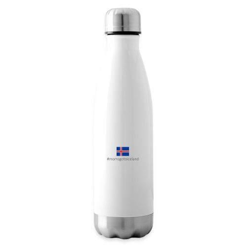 Iceland - Insulated Water Bottle
