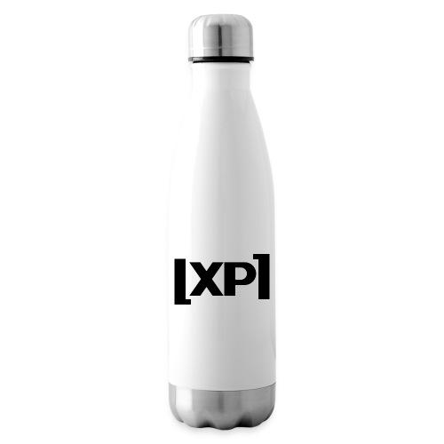 Klammelogo XP (sort) - Termoflaske