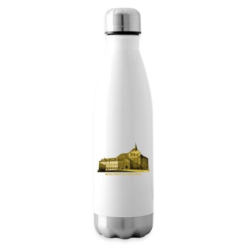 Mühltroff Burg Schloss Vogtland Sachsen - Isolierflasche