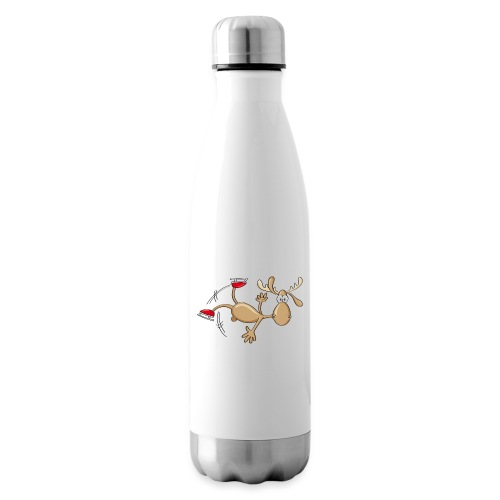 the flying elch - Isolierflasche