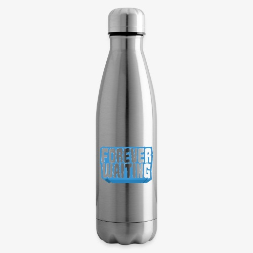 Forever Waiting - Insulated Water Bottle