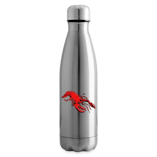 Lobster - Insulated Water Bottle