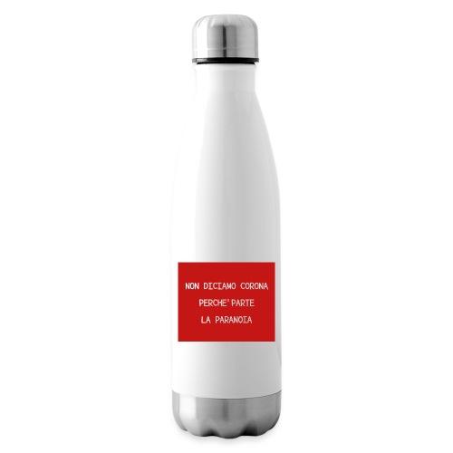 Non diciamo corona - Termica Bottiglia