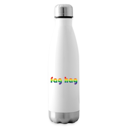Fag Hag - Insulated Water Bottle