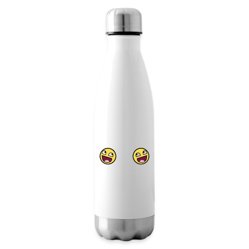 Design lolface knickers 300 fixed gif - Insulated Water Bottle