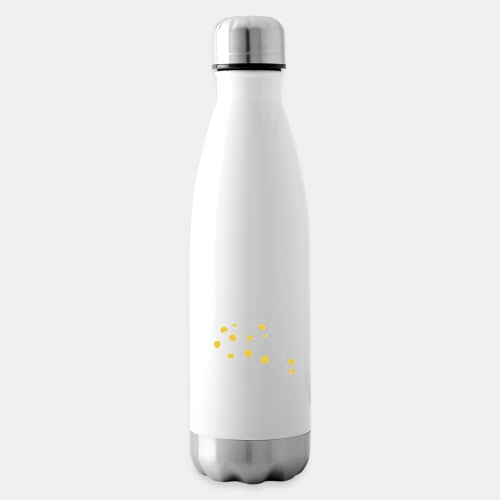 Spring Season Daisies - Insulated Water Bottle