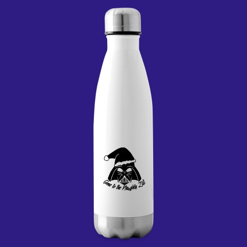 Vader's List - Insulated Water Bottle