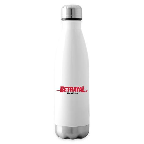 00418 Betrayal logo - Botella térmica