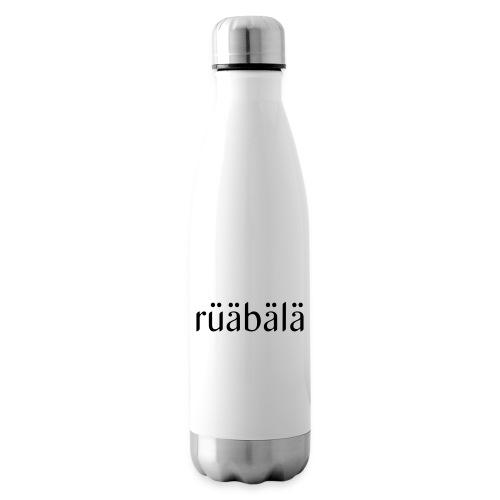 rüäbäla - Isolierflasche