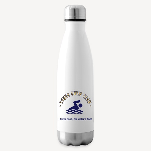 TYBER SWIM TEAM - Insulated Water Bottle