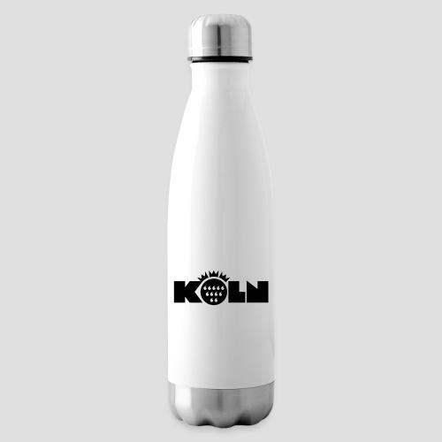 Köln Wappen modern - Isolierflasche