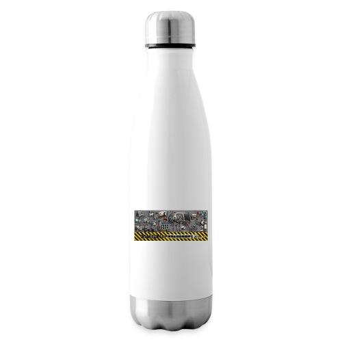 #MarchOfRobots ! LineUp Nr 1 - Termoflaske