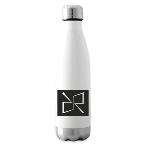 Rymdreglage logotype (RR) - Insulated Water Bottle