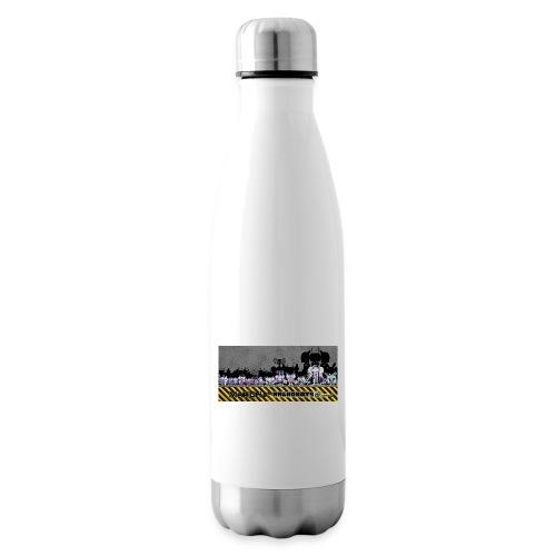 #MarchOfRobots ! LineUp Nr 2 - Termoflaske