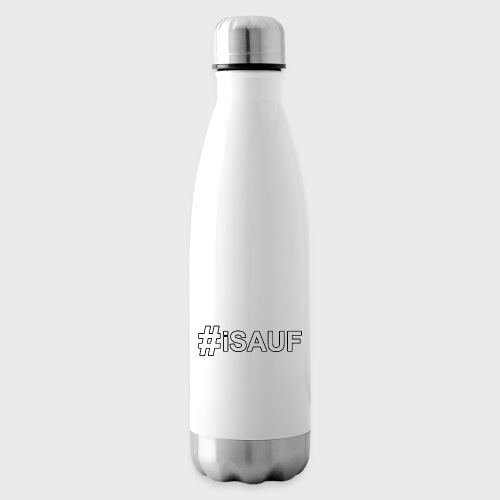 Hashtag iSauf - Isolierflasche