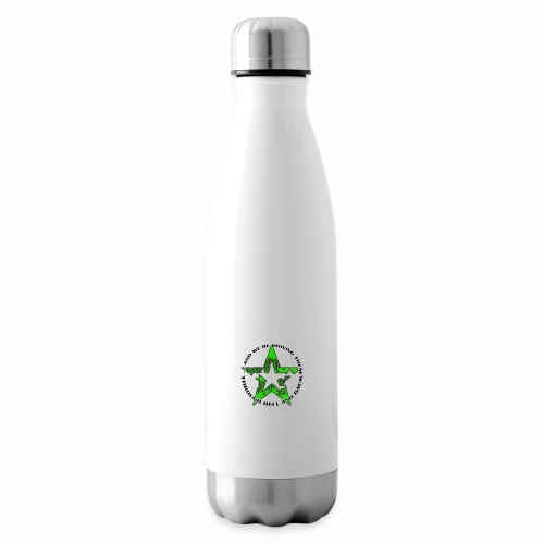 ra star slogan slime png - Isolierflasche
