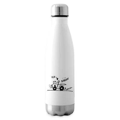 Quad näään - Isolierflasche