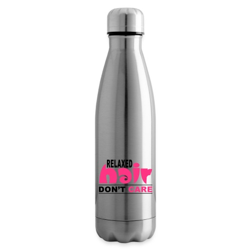 Relaxed Hair Don't Care - Insulated Water Bottle