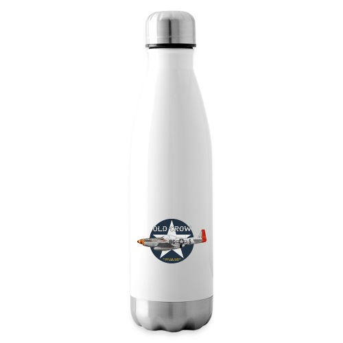 P-51 Old Crow - Insulated Water Bottle
