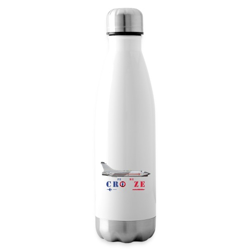 Fear the Crouze - Insulated Water Bottle