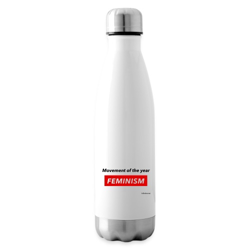 Feminism - Insulated Water Bottle