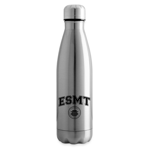 ESMT with Emblem - Insulated Water Bottle